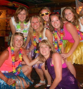 caribbean tropical party spelotheek